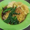 Lucky Wanton Noodle (Tanjong Pagar Plaza Market & Food Centre)
