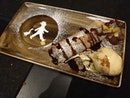 Chocolate Crepe with Ice Cream [$12++]