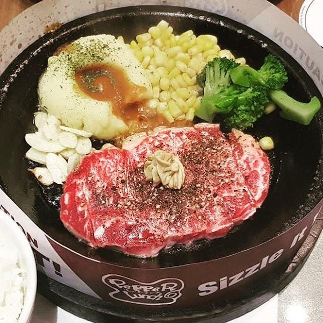 Pepper Steak 👍🏻👍🏻👍🏻👍🏻 $16.9 .