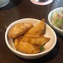 Fried Pierogi Dumplings