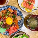 Spicy Chirashi Don ($17.90)