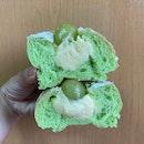 Grape Cream Bread