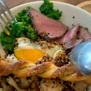 Steak And Egg Bowl
