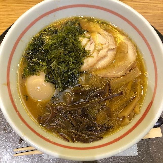 Ichikokudo Ramen (regular) ($10.90++)