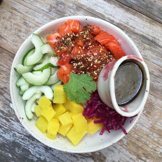 Salmon Poké Bowl