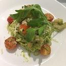 Seafood Avocado Pasta