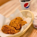 Tried the new Mala Fried Chicken from KFC today, and found it to be really spicy 🔥🔥 indeed!