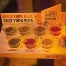 Cocktail sampler to vote for Singapore's NEXT ICONIC COCKTAIL!