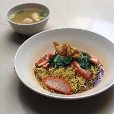 Boon Kee Wanton Noodle (Clementi 448 Market & Food Centre ...