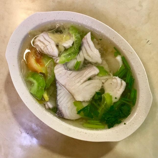 Han Jiang Fish Soup