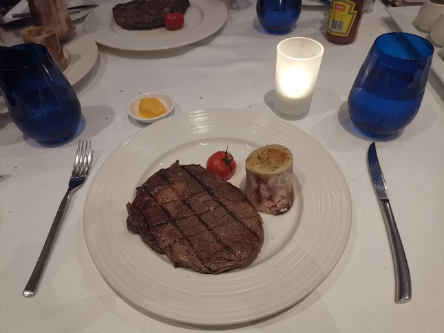 Probably One Of The Best Steaks In Singapore