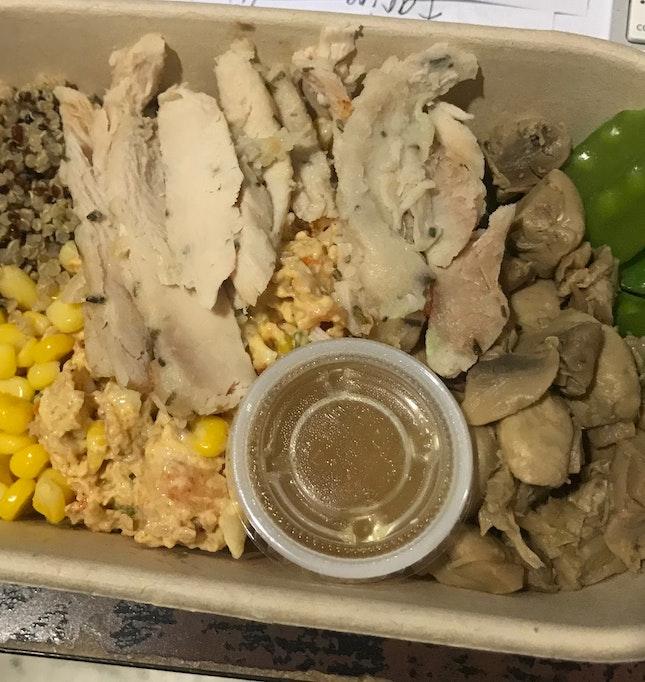Fork Salad DIY Bowl $8.30