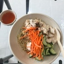 Lo-cal Chicken Rice $8