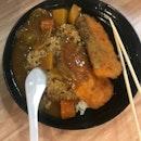 Salmon Katsu Curry Don $11.90 Nett