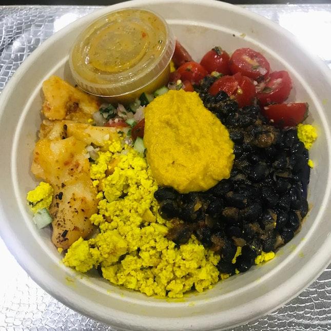 Healthy Yet Yummy Grain Bowl At Heybo