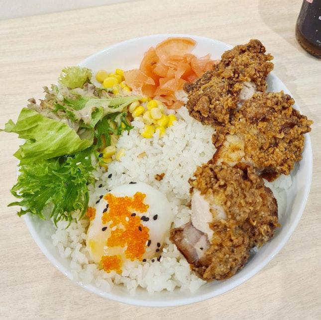 fried chicken/west coast