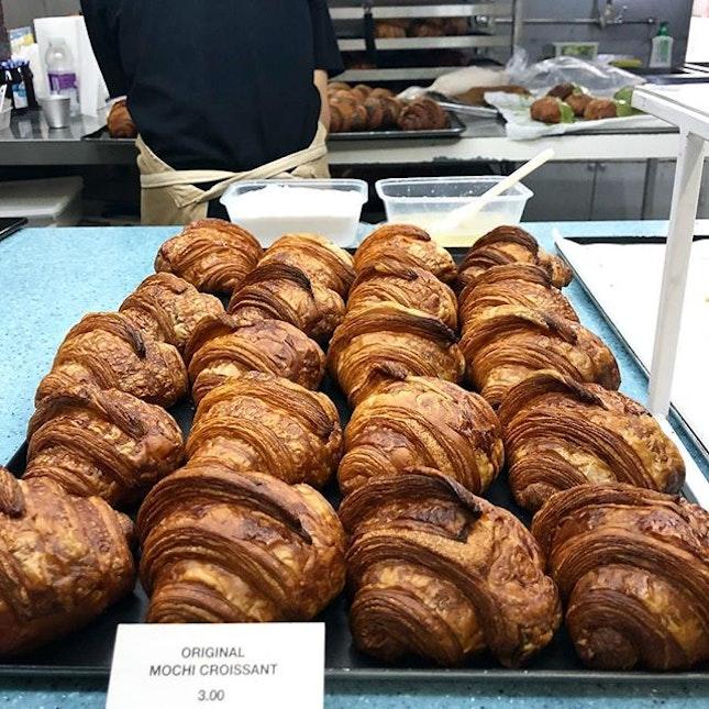 IDEA: grab a croissant...