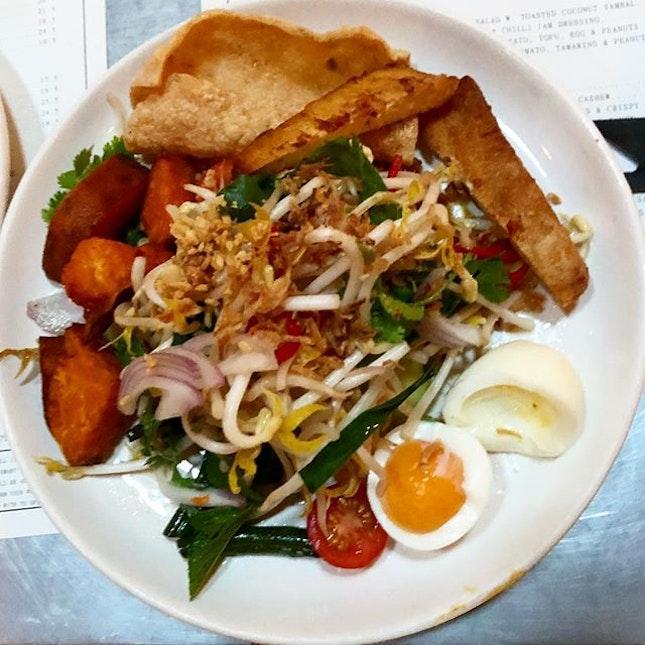IDEA: come to Melbourne and eat Hawker...