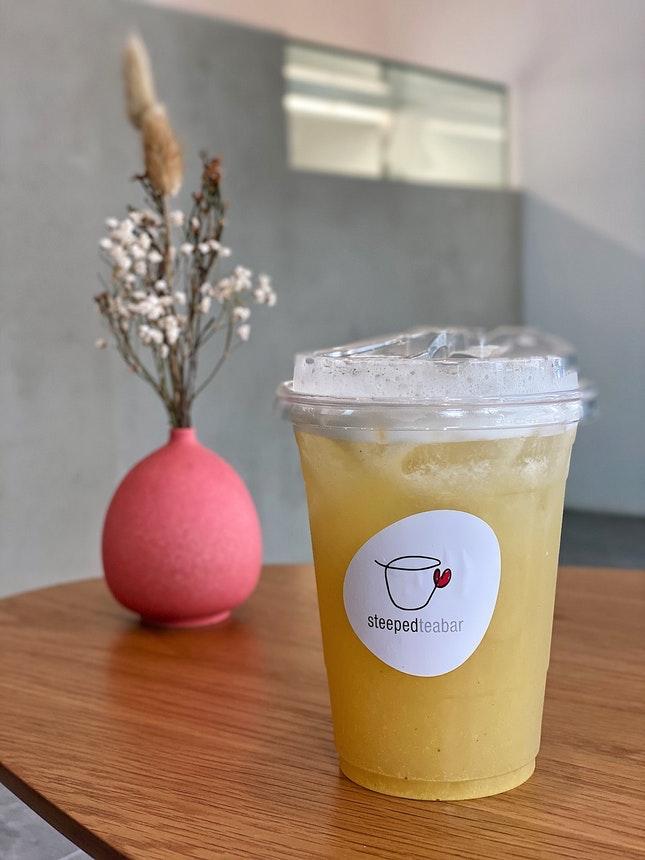 For Tea-riffic Beverages