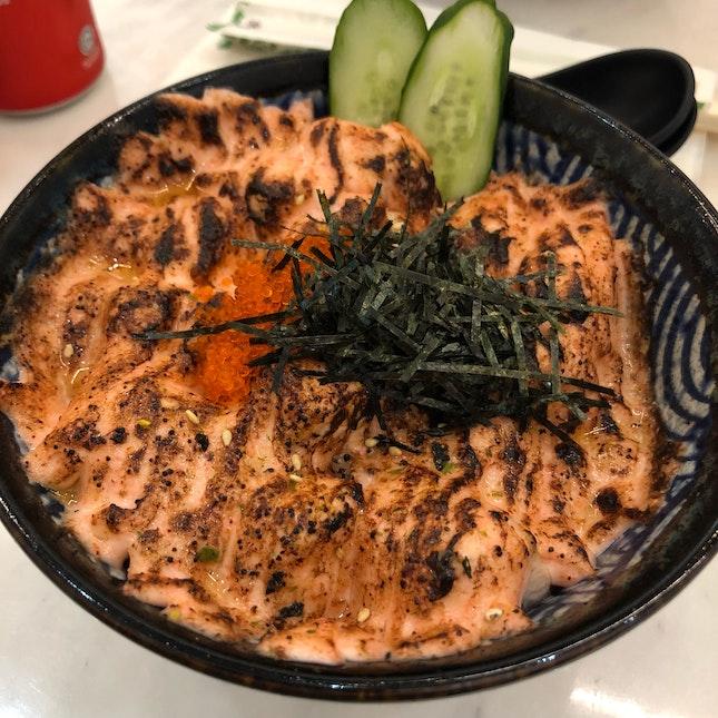 Aburi Salmon 1 For 1