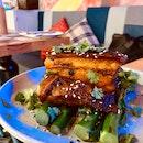 8- Hour Braised Pork Belly ($23)