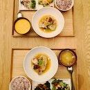 Muji Set Meal