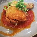 Jumbo Chicken Leg ($18)