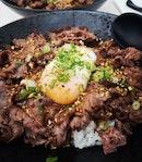 Truffle Beef Bowl ($25.90)