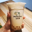 Fresh Milk With Pearls ($5.60)