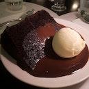 Decadent Chocolate Cake ($16)