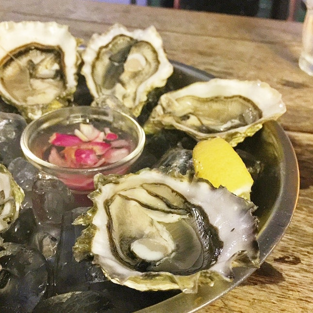 Oysters ($2 Each During Happy Hour)