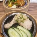 Imperial Chicken And Assam Chicken