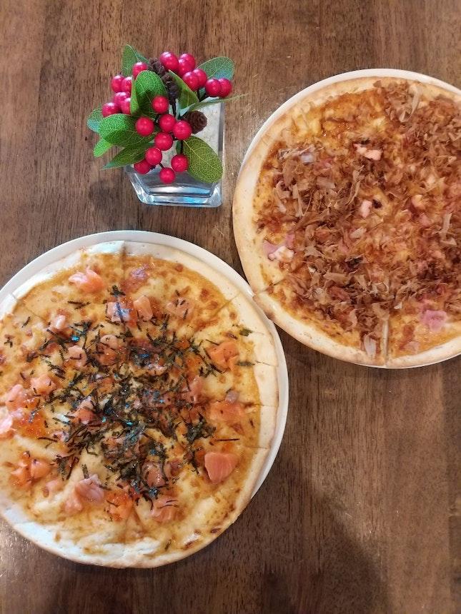 Interesting Pizza
