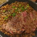 Steak Charred Rice