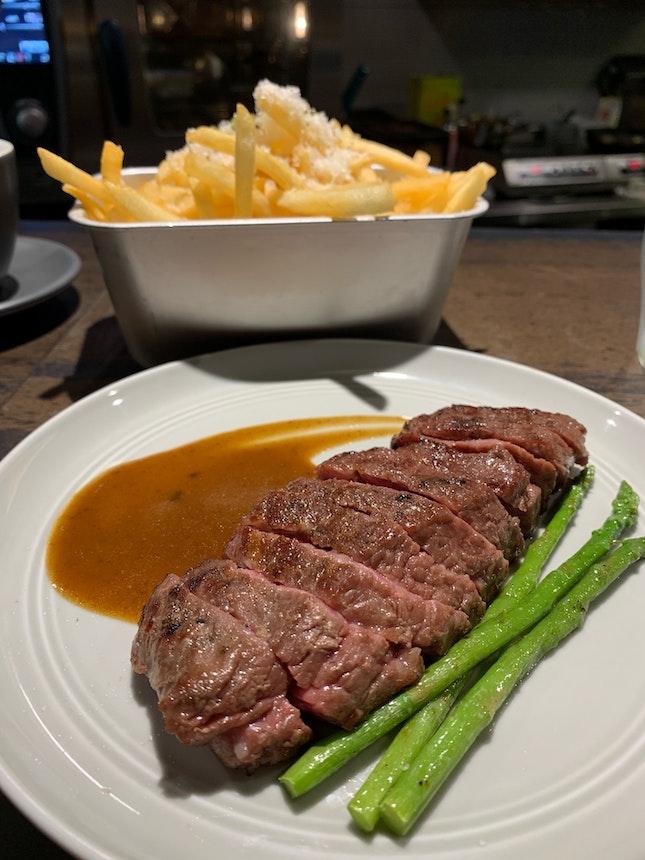 Fat Belly Steak