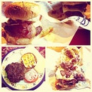 Burger anatomy!