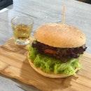 Tempehlicious Burger