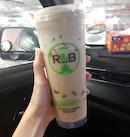 Roasted Oolong Macchiato ($5 For Large)