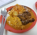Beach Road Scissors Cut Curry Rice (Jalan Besar)