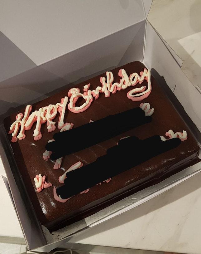 Lana Chocolate Cake ($44)