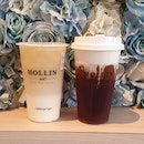 Green Tea Latte & Earl Grey Macchiato ($3-5)
