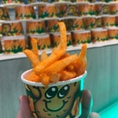 Cheese Flavored Fries