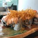 Mentaiko Kani Sushi