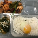 Burnt Chilli Chicken Bento