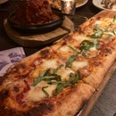 Margherita Pizza ($32)