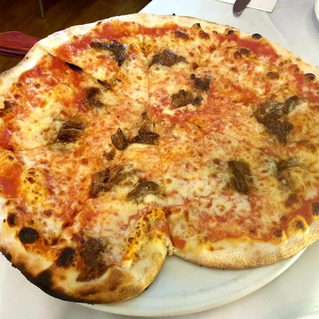 Al Funghi Porcini Pizza