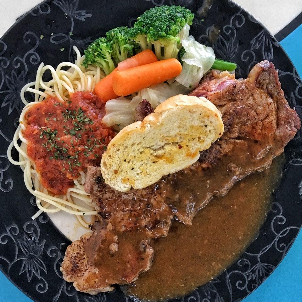 Sirloin Steak ($9)