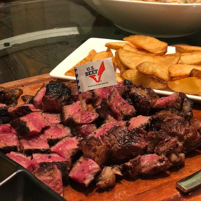 US Black Angus Ribeye Steak