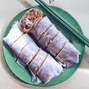 Popiah  Rated as one of the best popiah in Singapore.