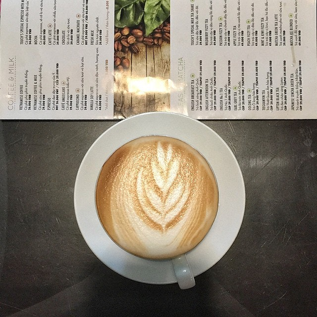 Touch Caffe